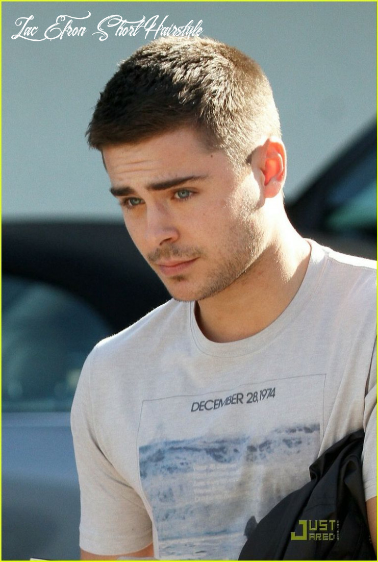 Pin em thick hair zac efron short hairstyle