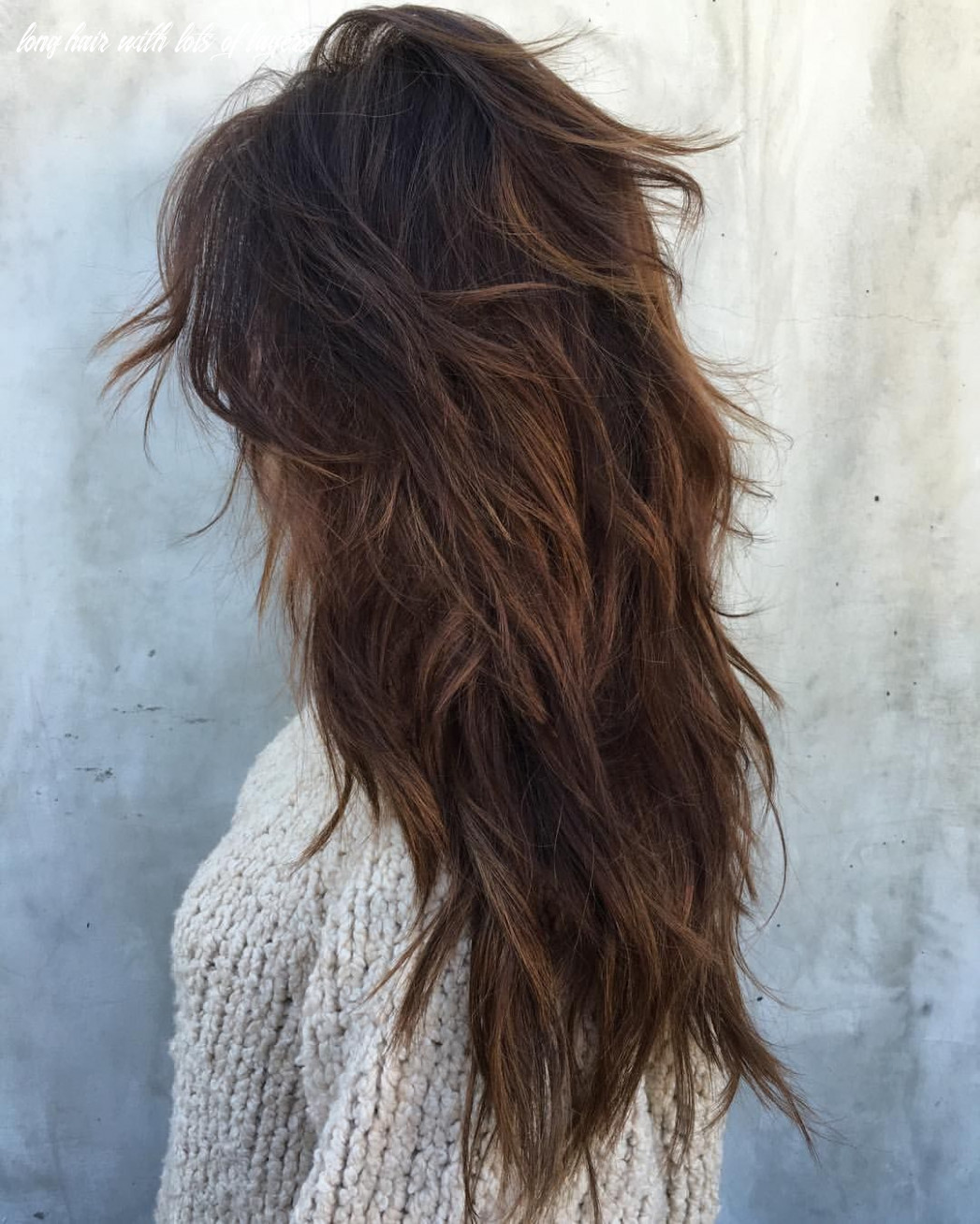 Pin en hair styles long hair with lots of layers