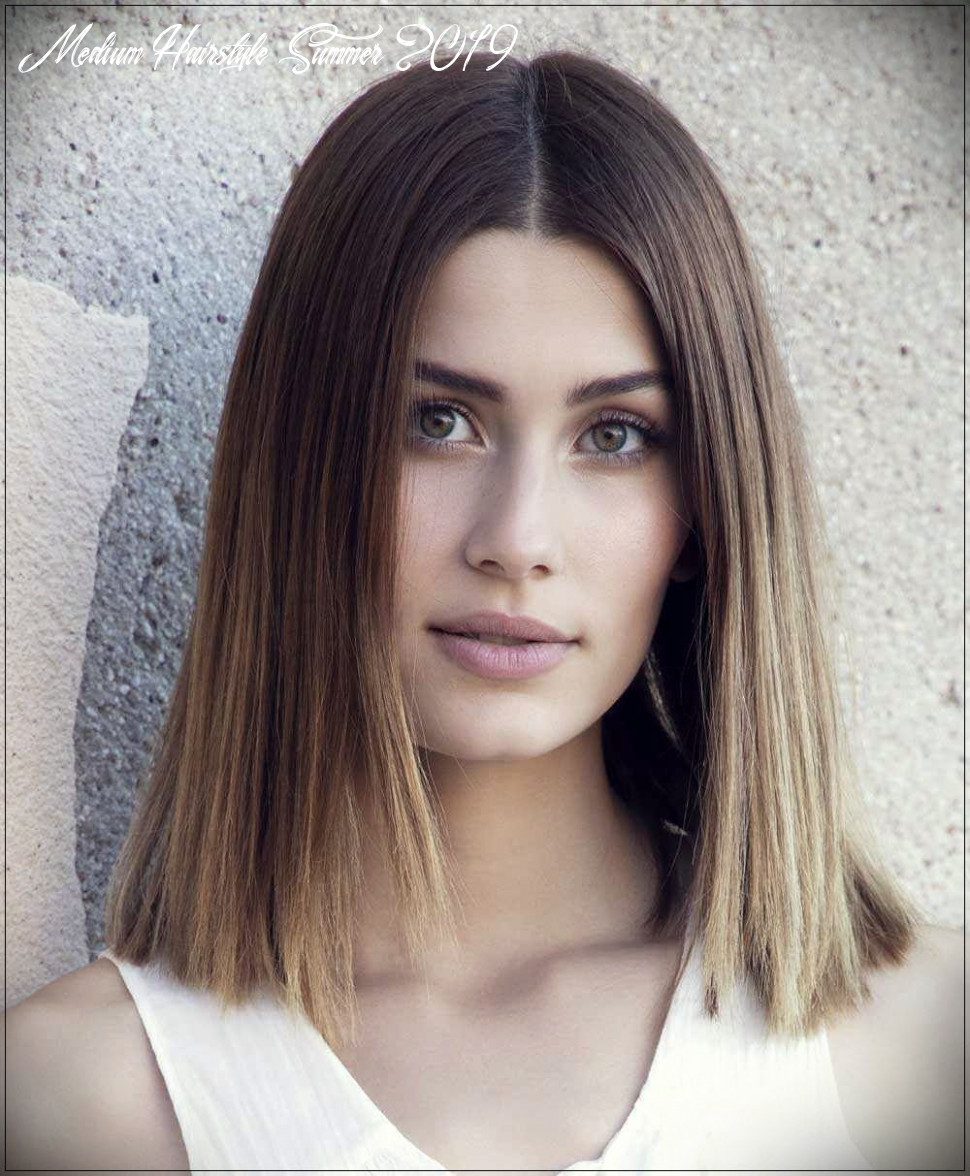 Pin on 10 hair trends medium hairstyle summer 2019