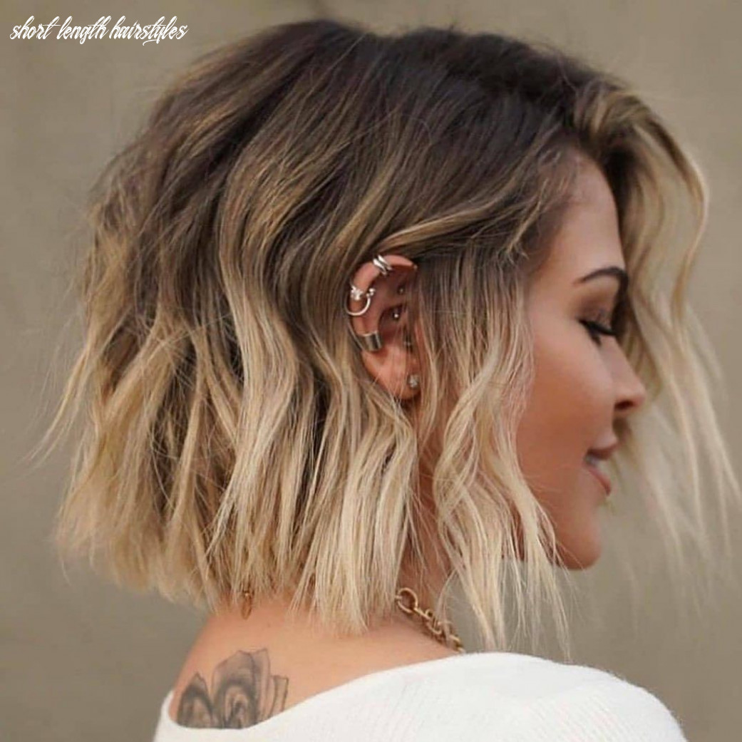 Pin on 11 short hairstyles (handpicked) short length hairstyles