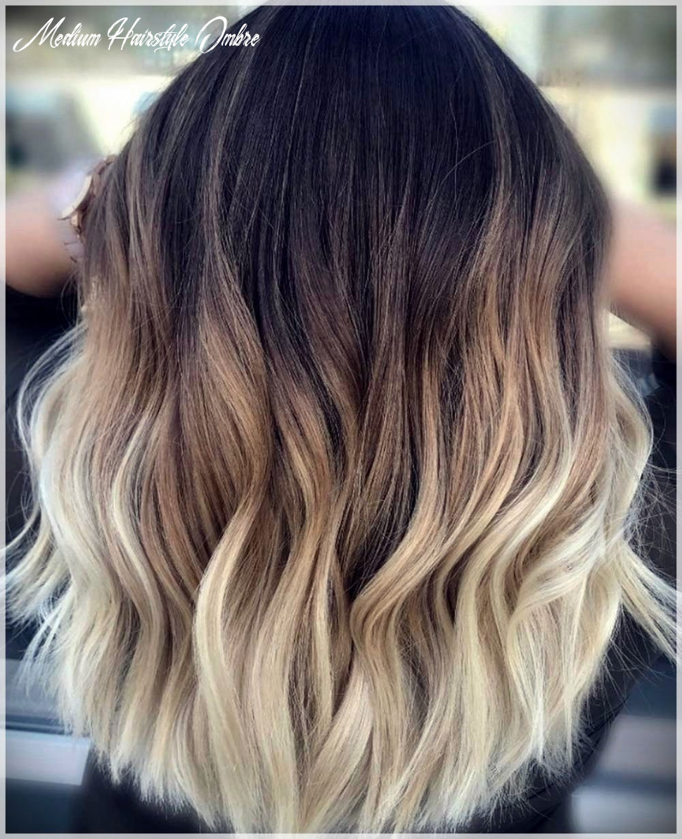 Pin on autumn winter hairstyles 11 medium hairstyle ombre