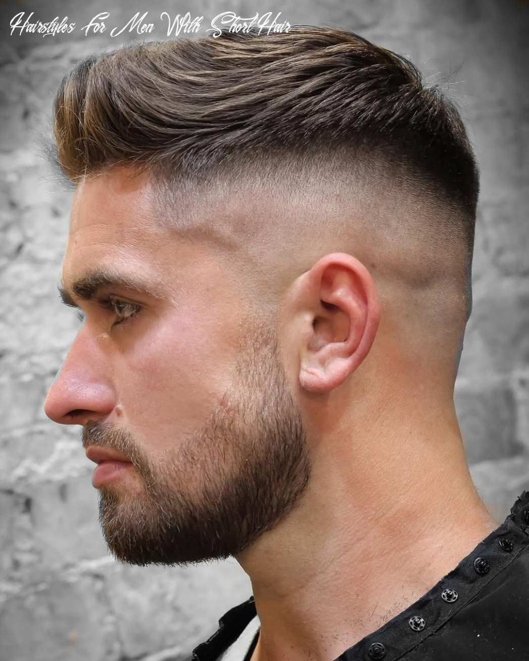 Pin on barber hairstyles for men with short hair