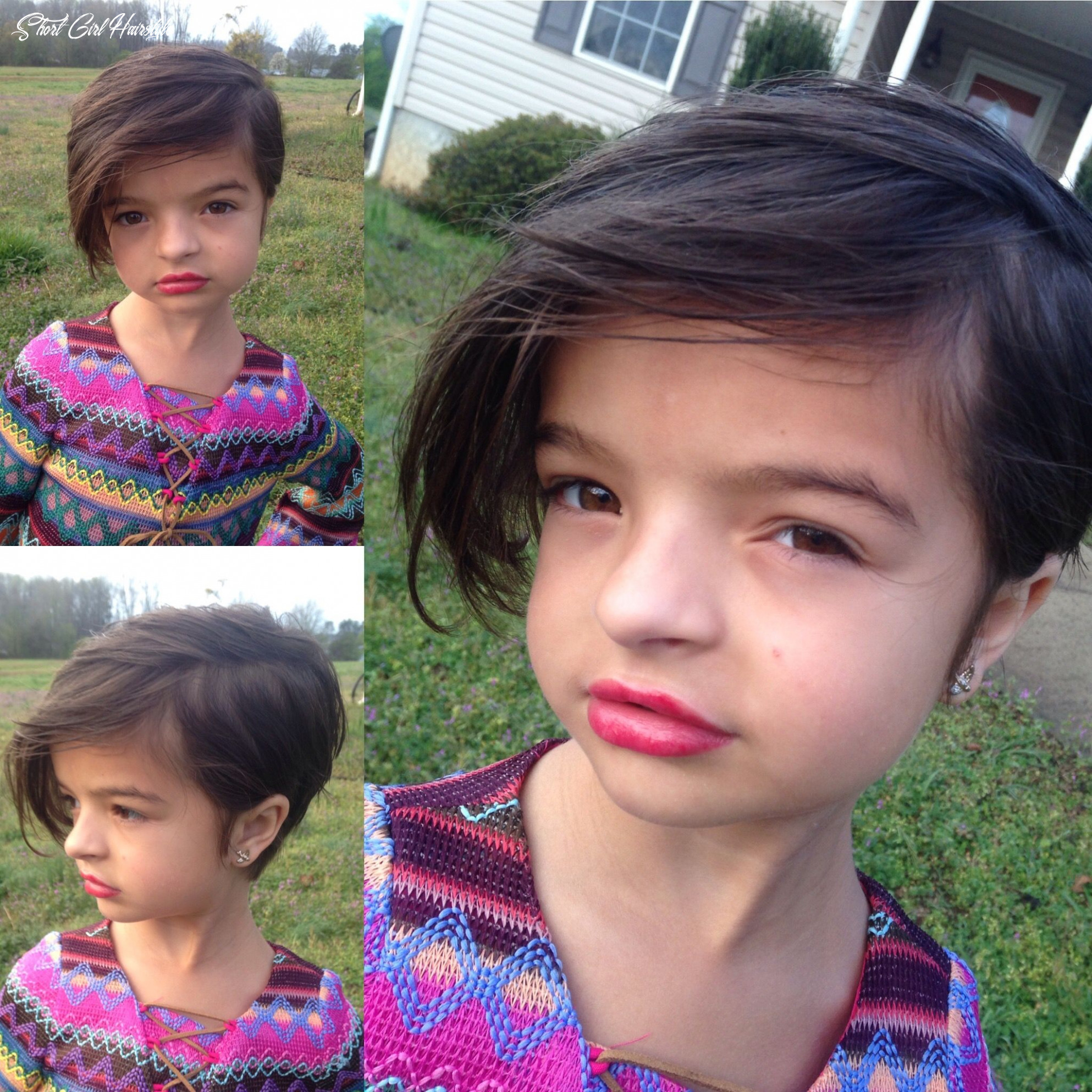 Pin on beauty short girl hairstyle