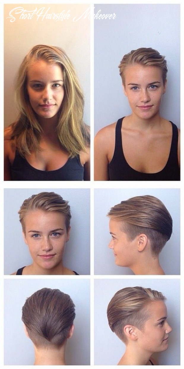 Pin on bold short hairstyle makeover