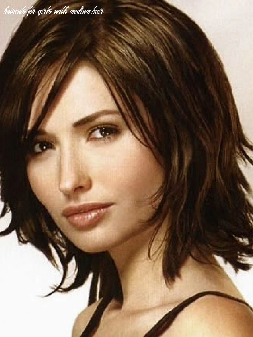Pin on covet hair haircuts for girls with medium hair