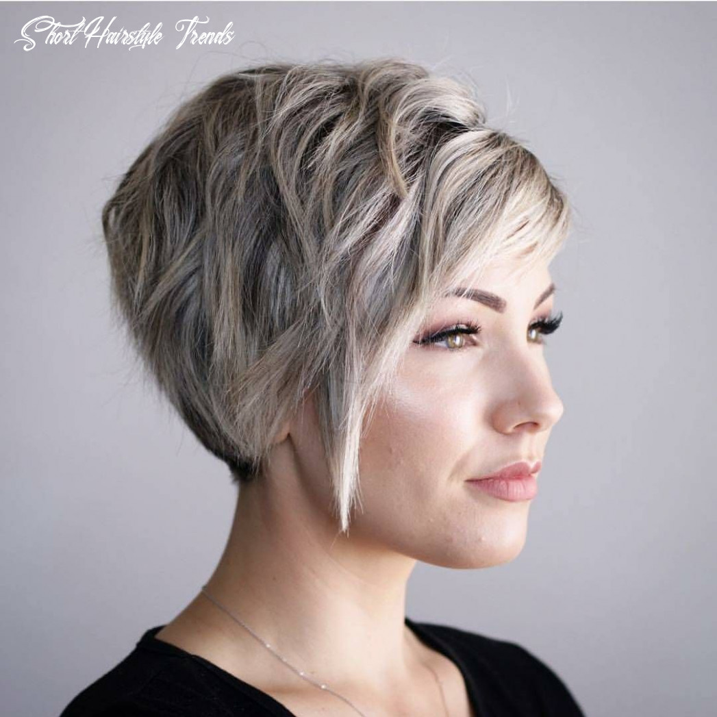 Pin on cut/colour short hairstyle trends