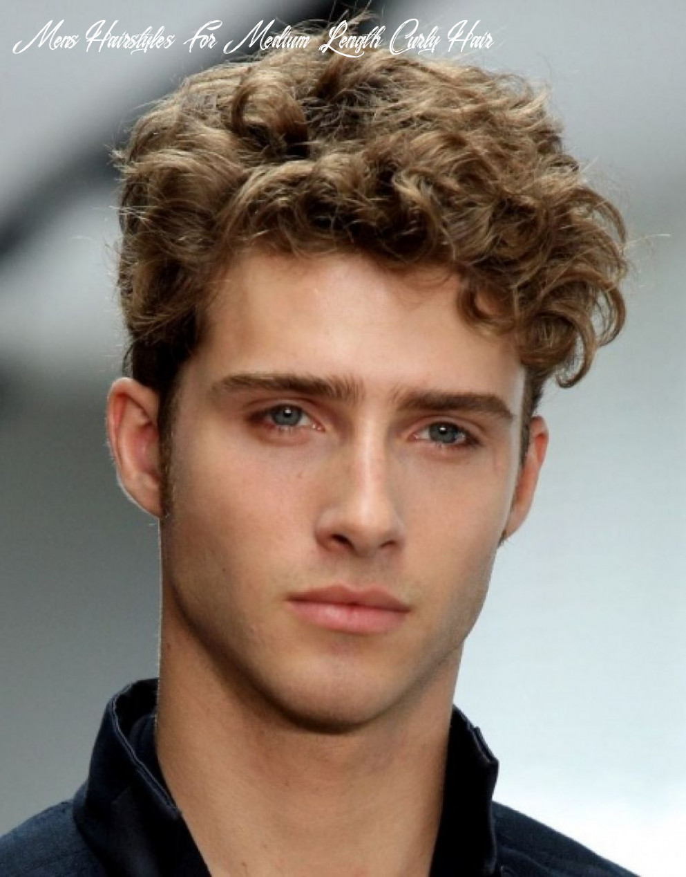 Pin on cutie pies mens hairstyles for medium length curly hair