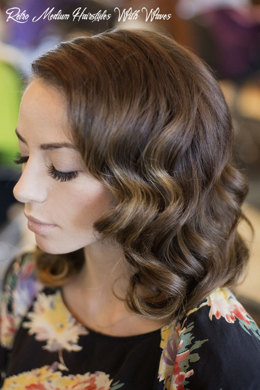 Pin on cuts retro medium hairstyles with waves