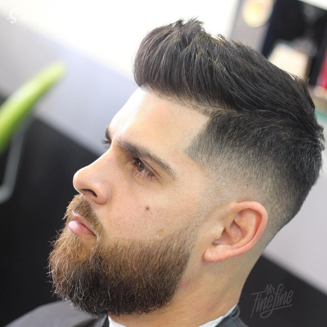 Pin on fade haircuts 11 short quiff hairstyle