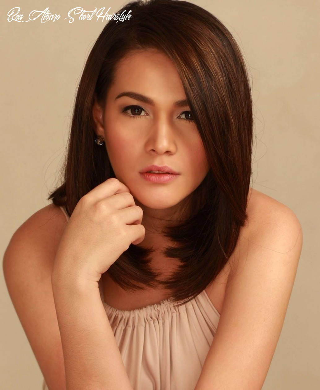 Pin on fashion/hair/nails bea alonzo short hairstyle