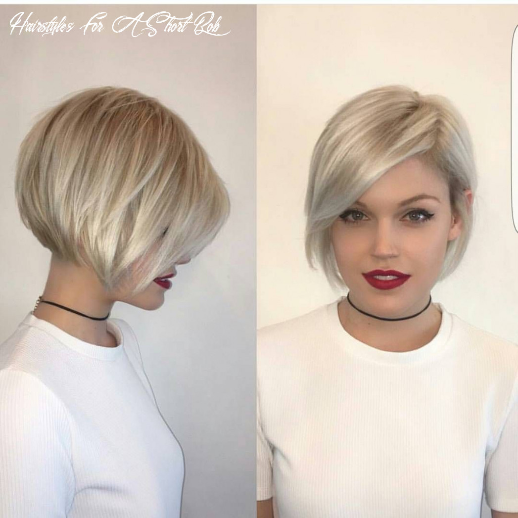 Pin on fashion hairstyles for a short bob