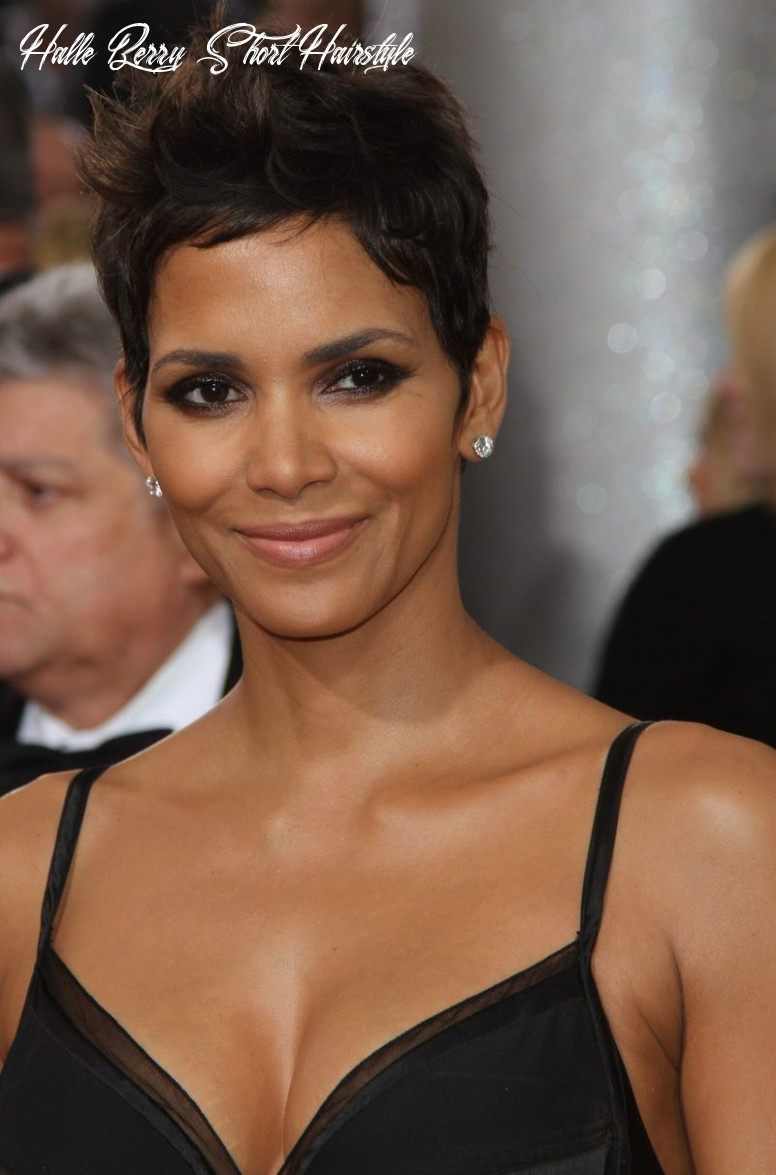 Pin on fav hairstyles halle berry short hairstyle
