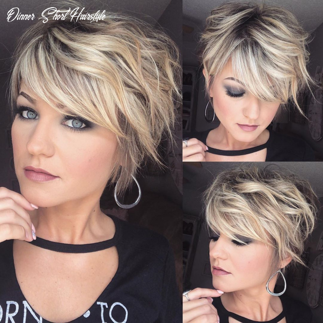 Pin on free dinner short hairstyle
