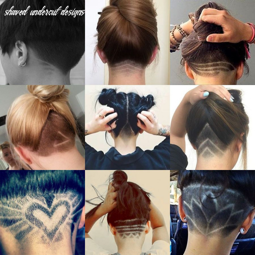Pin on future hairstyles shaved undercut designs