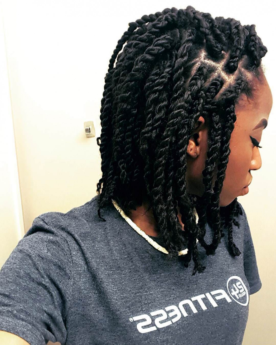 Pin on hair & beauty that i love short kinky twist hairstyle