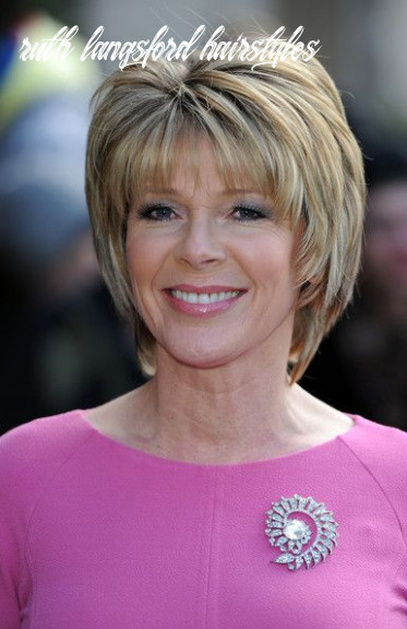Pin on hair and beauty ruth langsford hairstyles