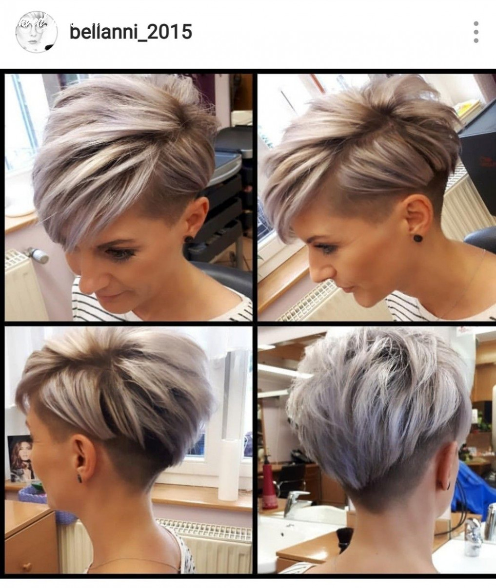 Pin on hair and nails shaved pixie haircut