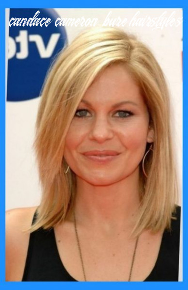 Pin on hair candace cameron bure hairstyles