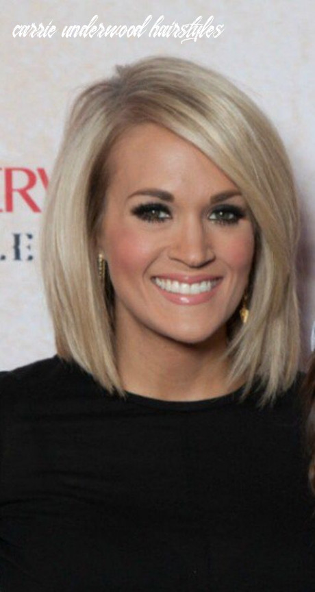 Pin on hair carrie underwood hairstyles