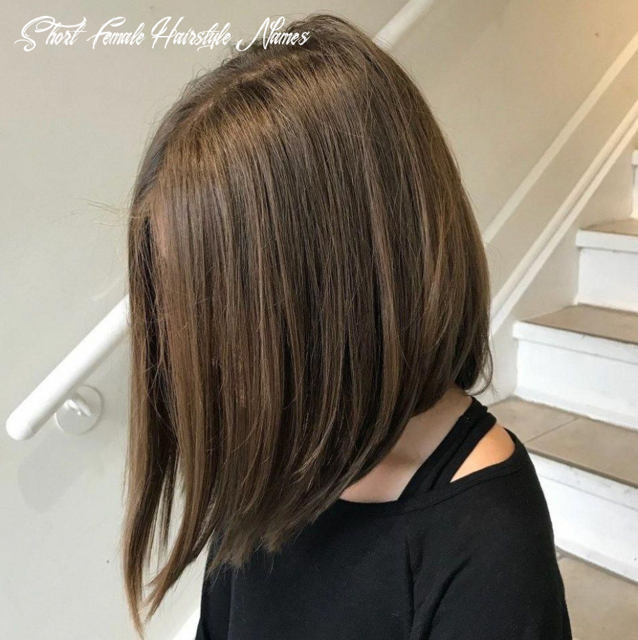Pin on hair cut and style short female hairstyle names