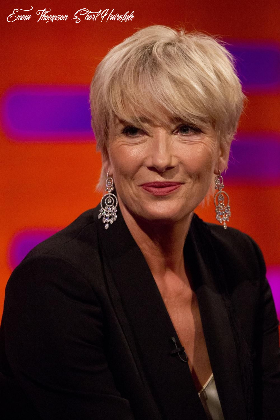 Pin on hair emma thompson short hairstyle