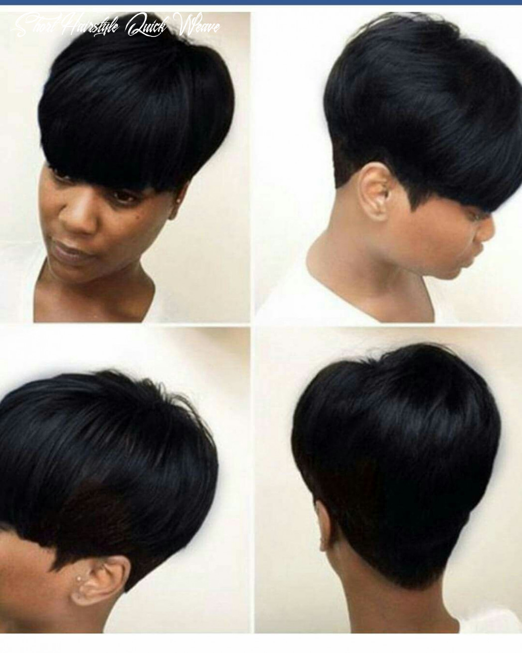 Pin on hair for me short hairstyle quick weave
