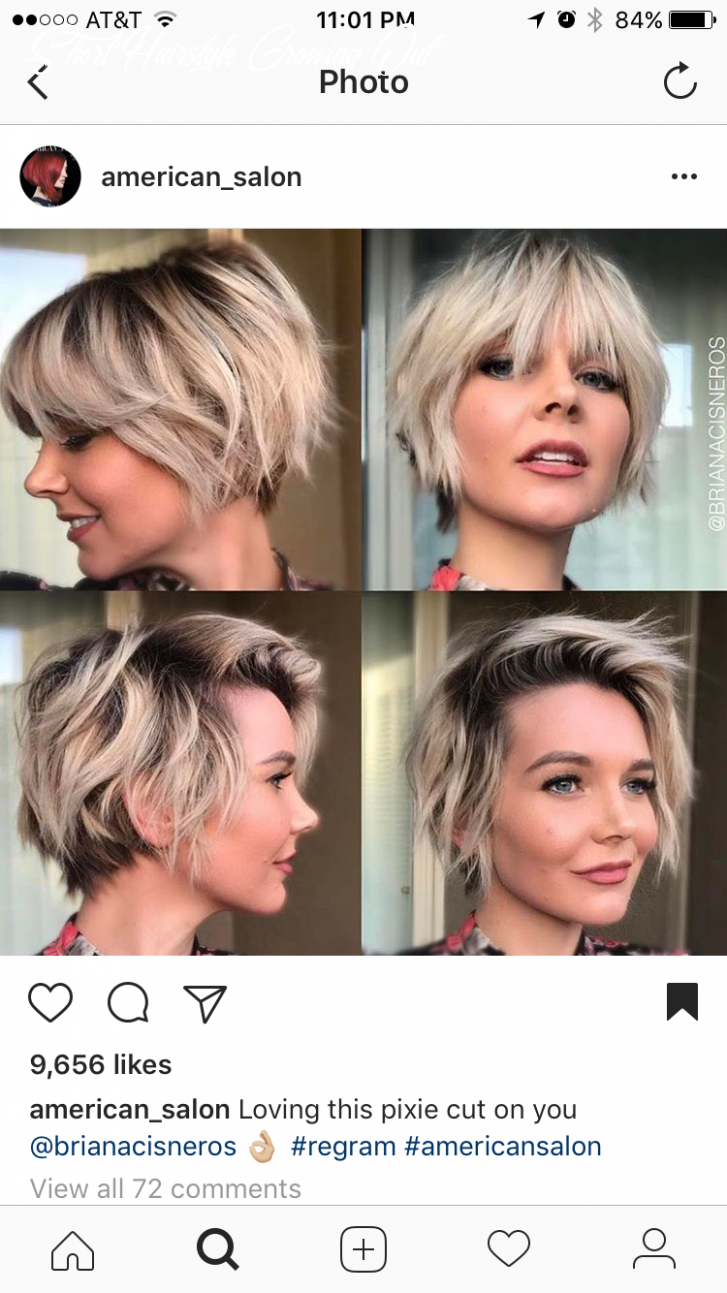 Pin on hair for shorties short hairstyle growing out