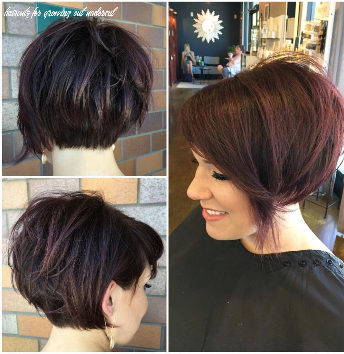 Pin on hair ❤️ haircuts for growing out undercut