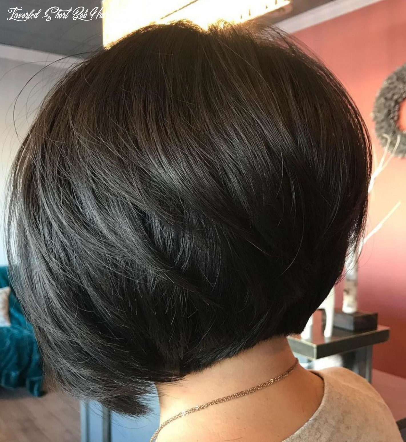 Pin on hair inverted short bob hairstyle