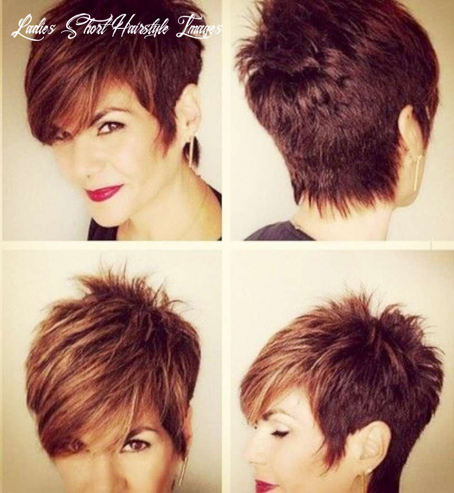 Pin on hair ladies short hairstyle images