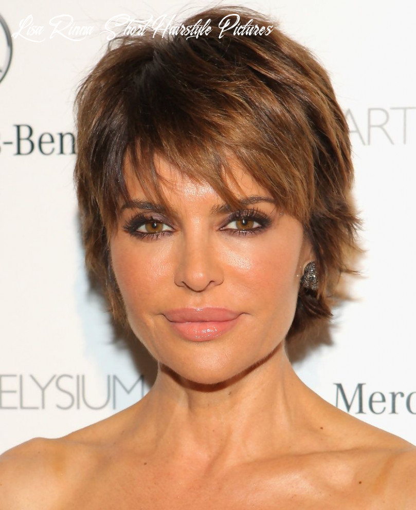Pin on hair lisa rinna short hairstyle pictures