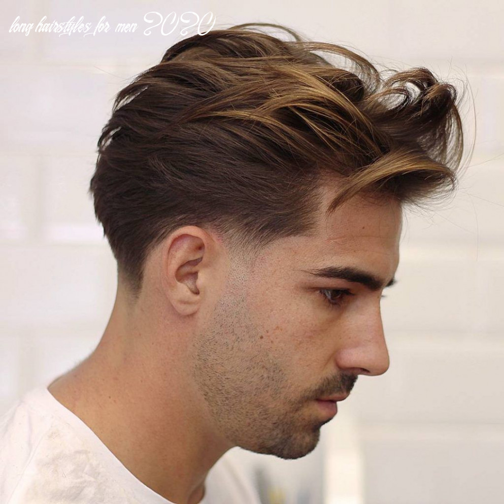 Pin on hair long hairstyles for men 2020