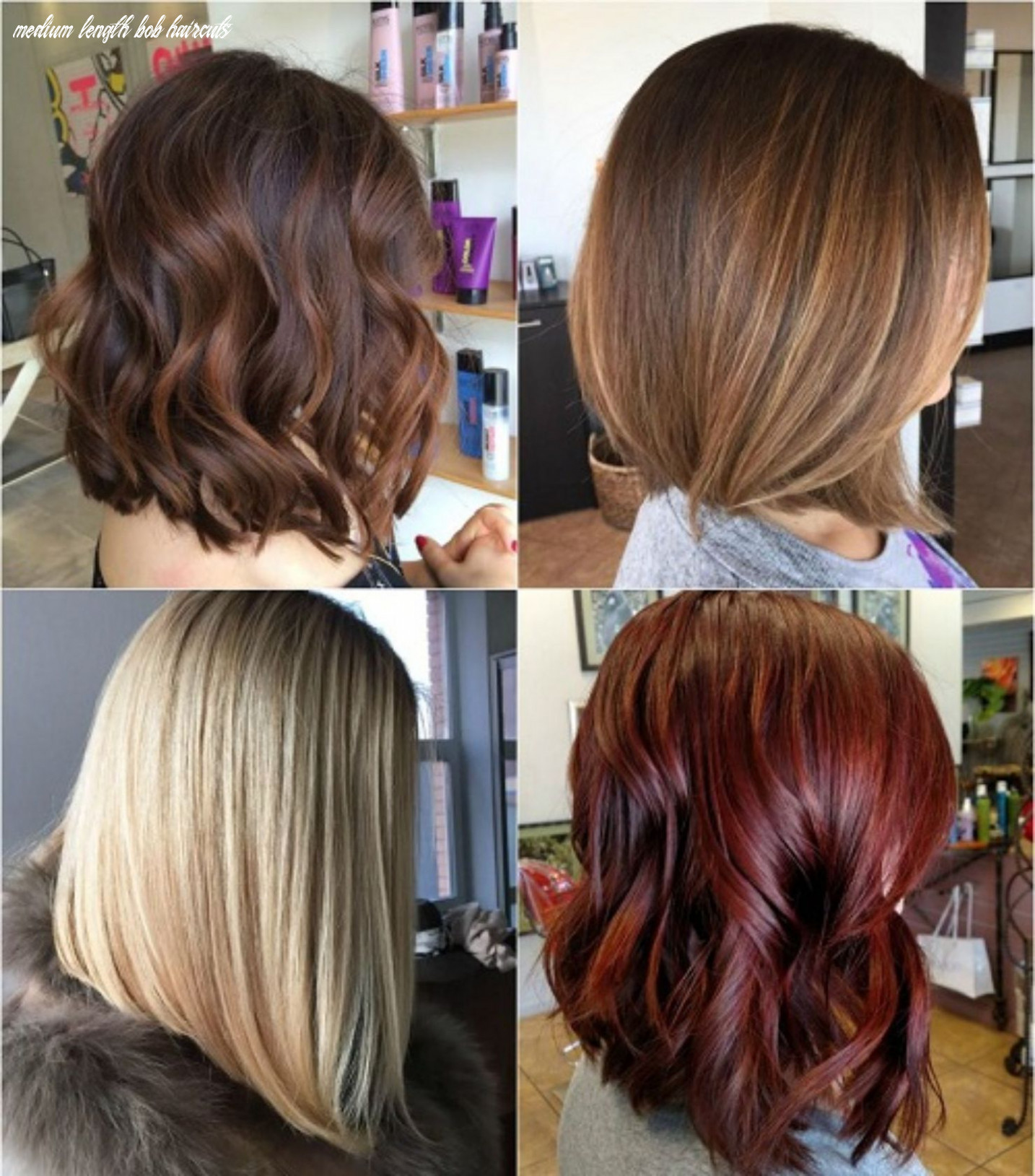 Pin on hair medium length bob haircuts