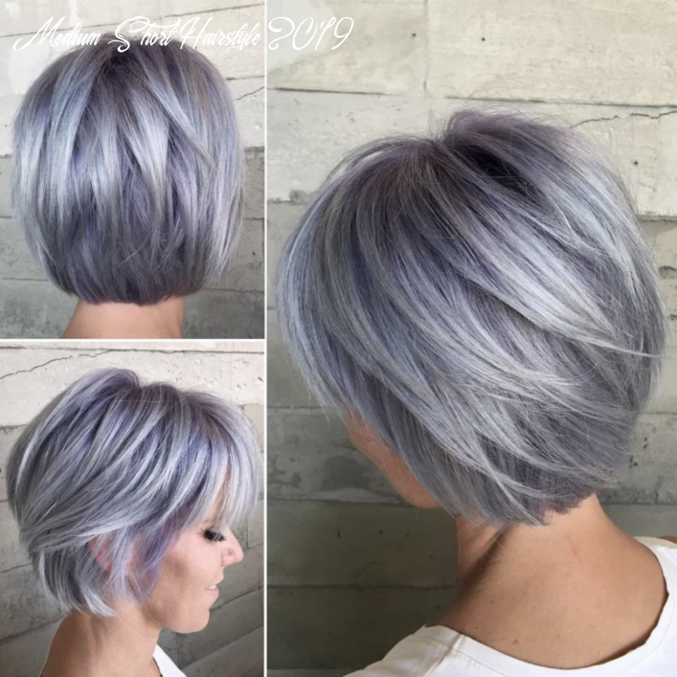 Pin on hair medium short hairstyle 2019