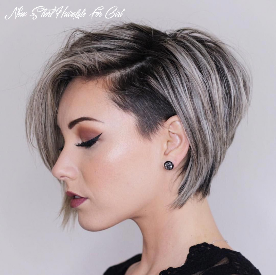 Pin on hair new short hairstyle for girl