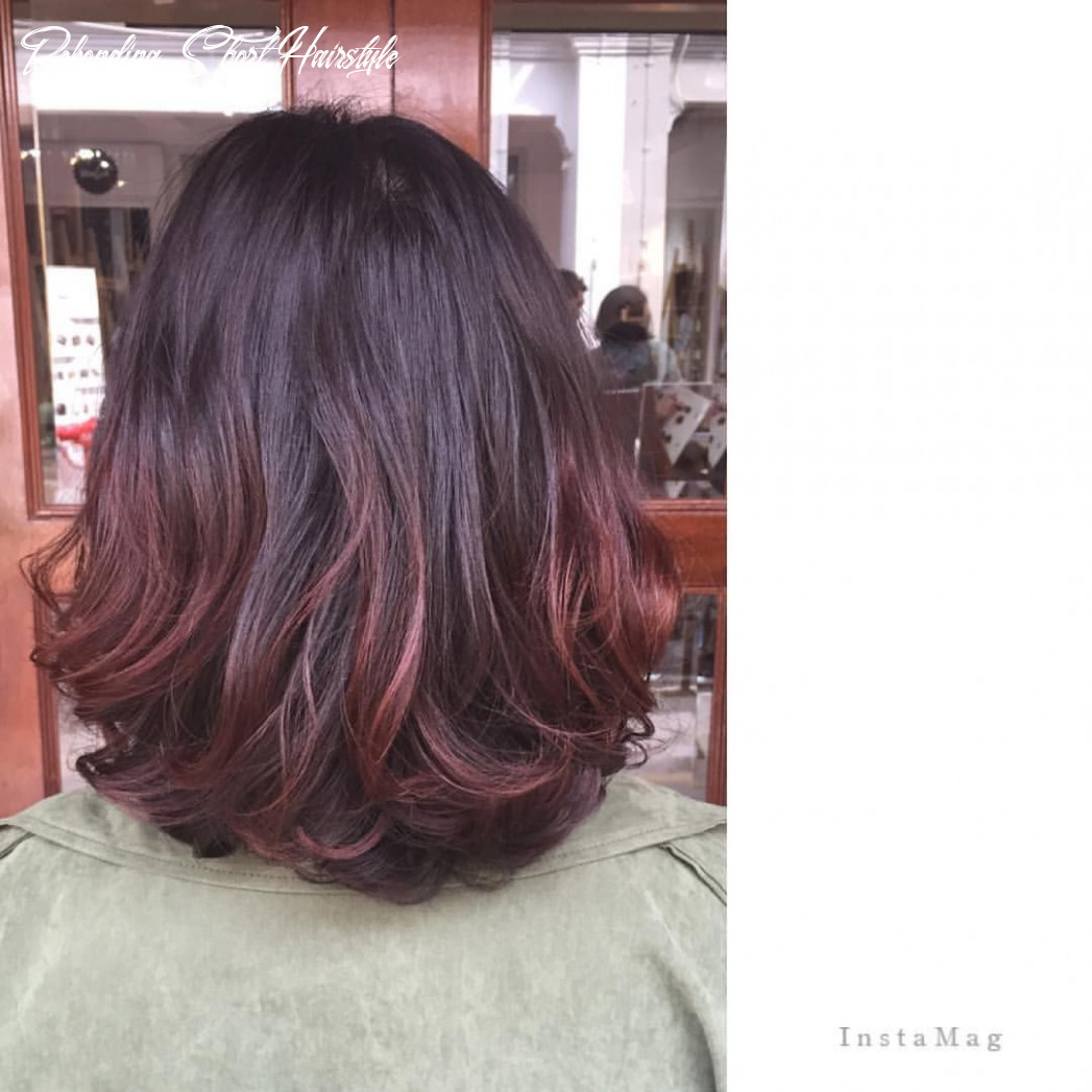 Pin on hair rebonding short hairstyle