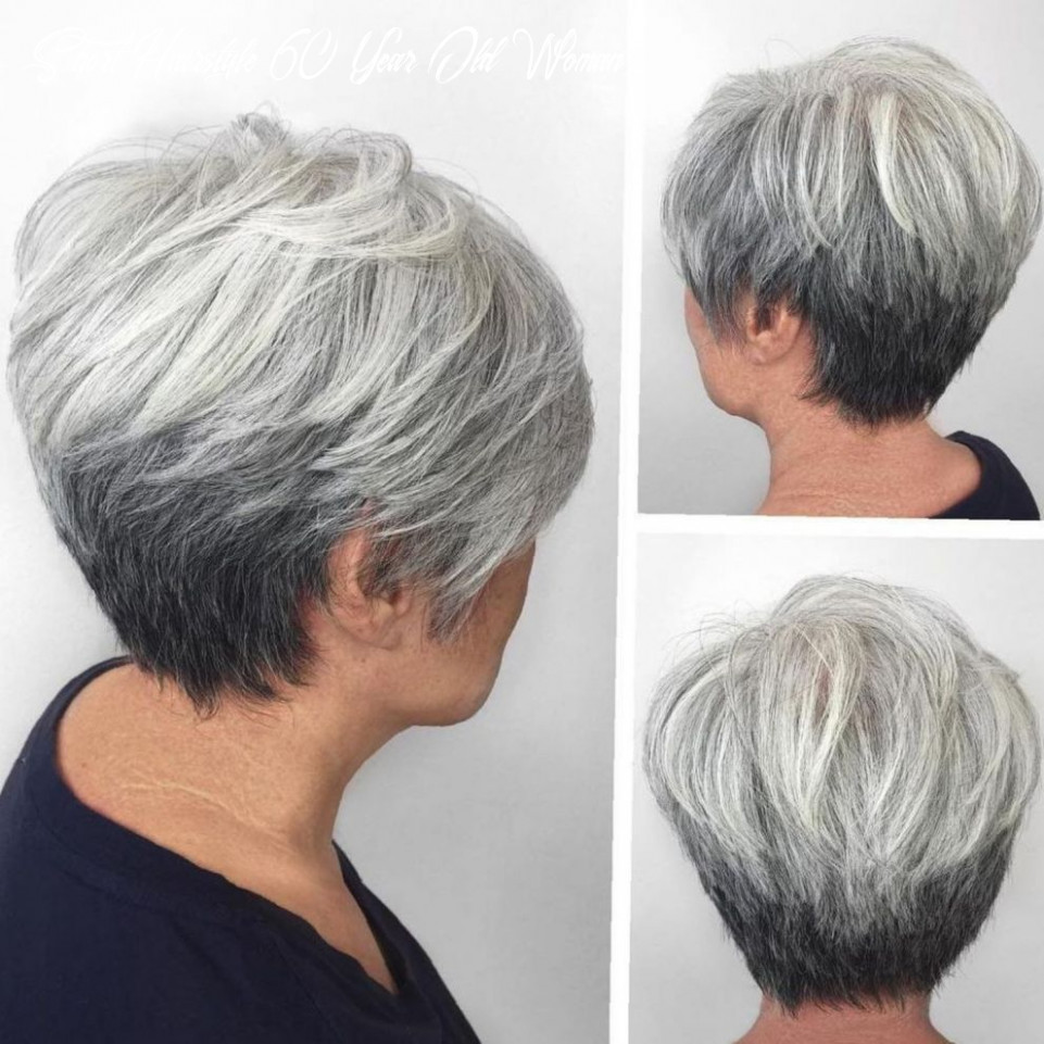 Pin on hair short hairstyle 60 year old woman