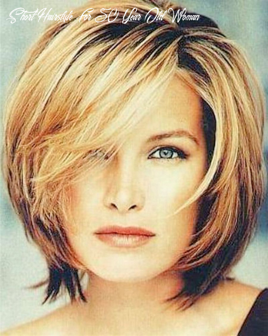 Pin on hair short hairstyle for 50 year old woman