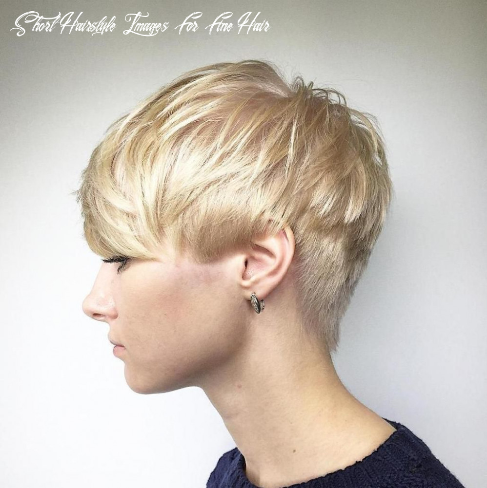 Pin on hair short hairstyle images for fine hair