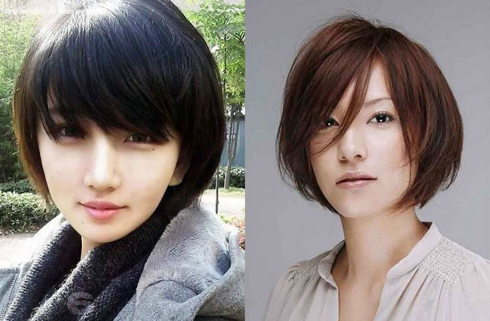 Pin on hair short hairstyles for asian women