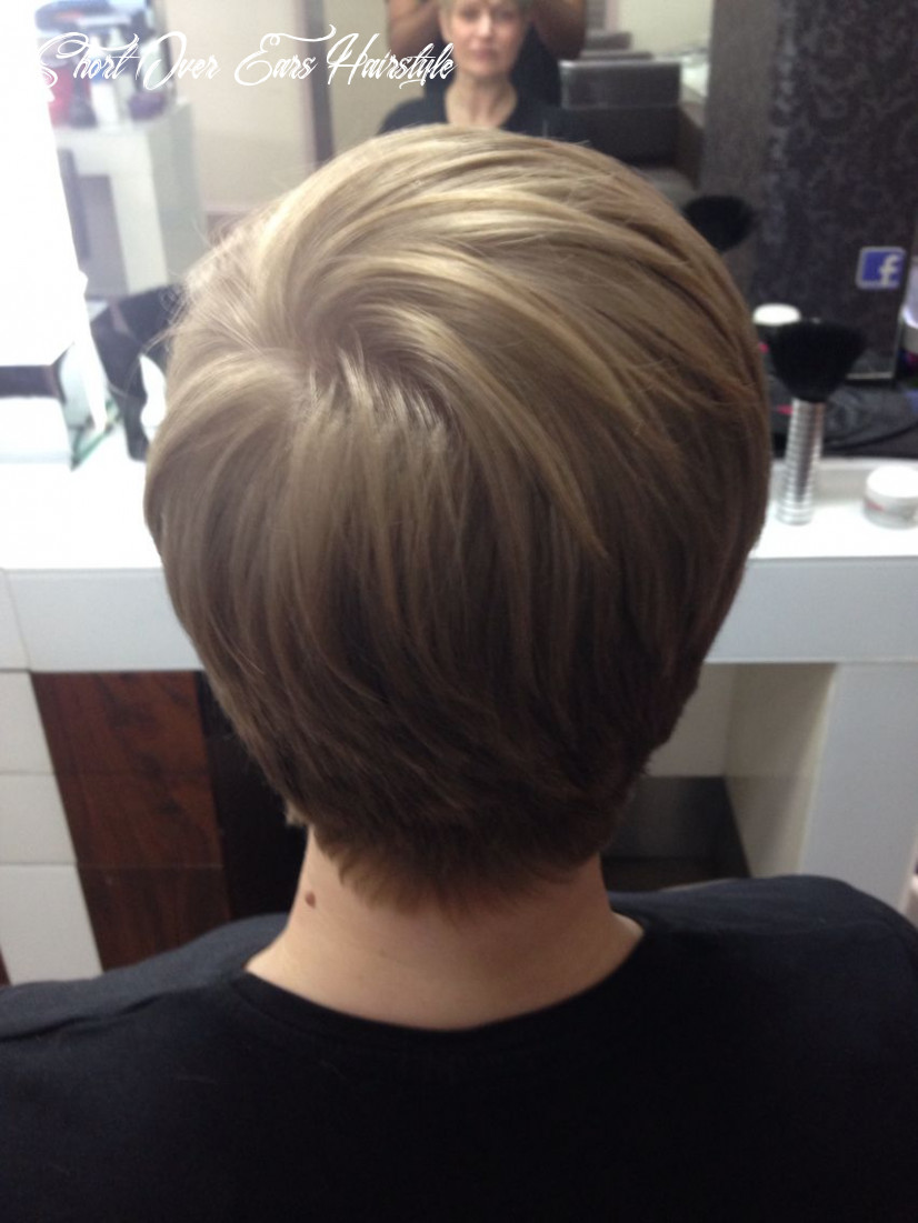 Pin on hair short over ears hairstyle