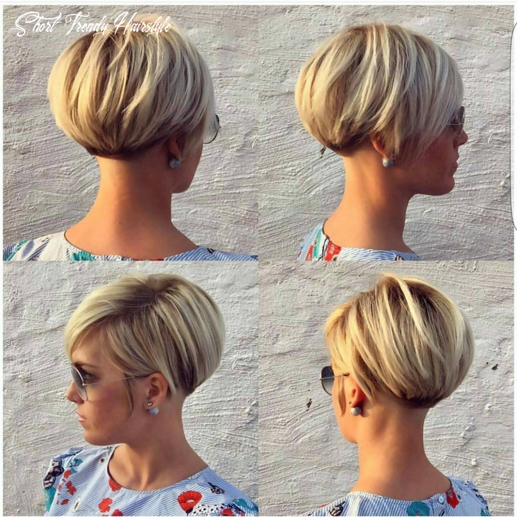 Pin on hair short trendy hairstyle