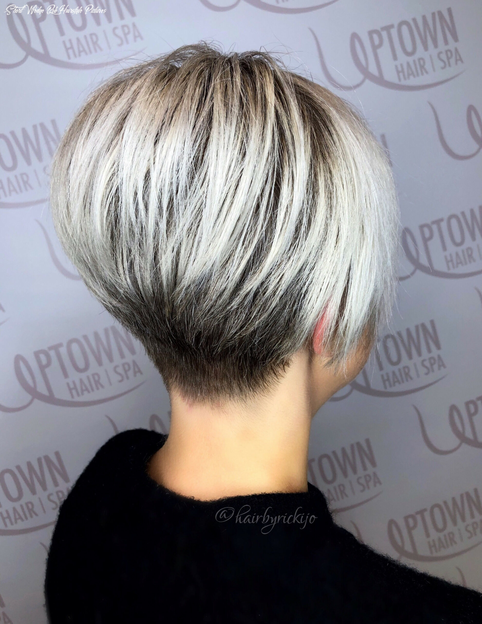 Pin on hair short wedge bob hairstyle pictures