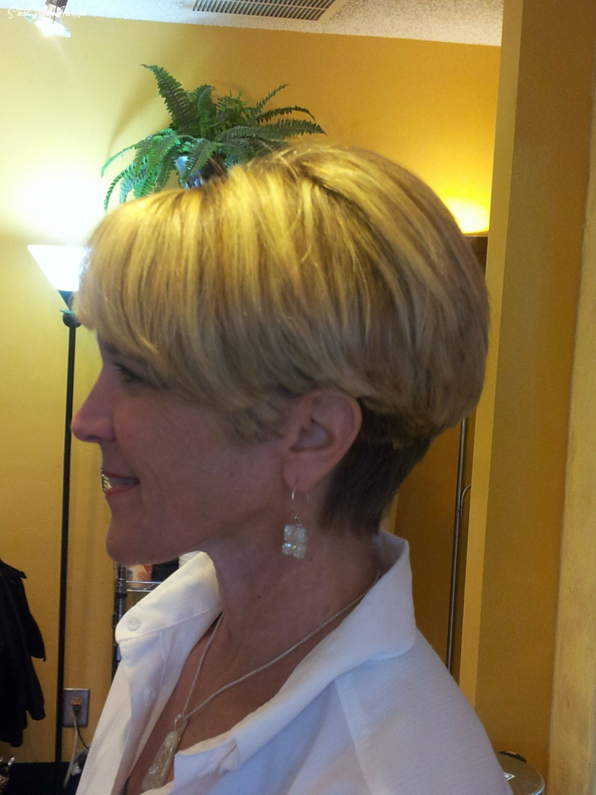 Pin on hair short wedge hairstyle