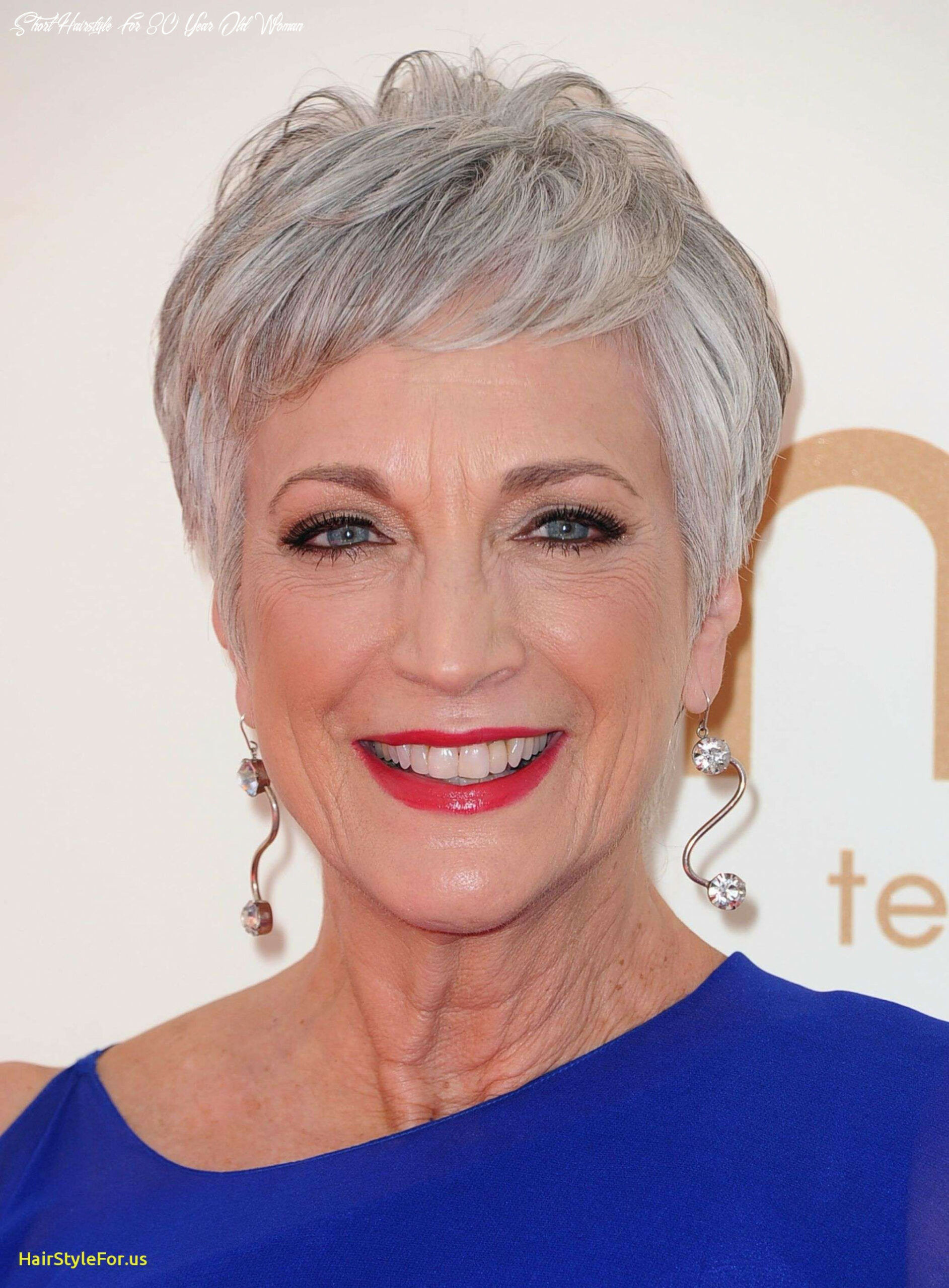 Pin on hair style ideas short hairstyle for 80 year old woman