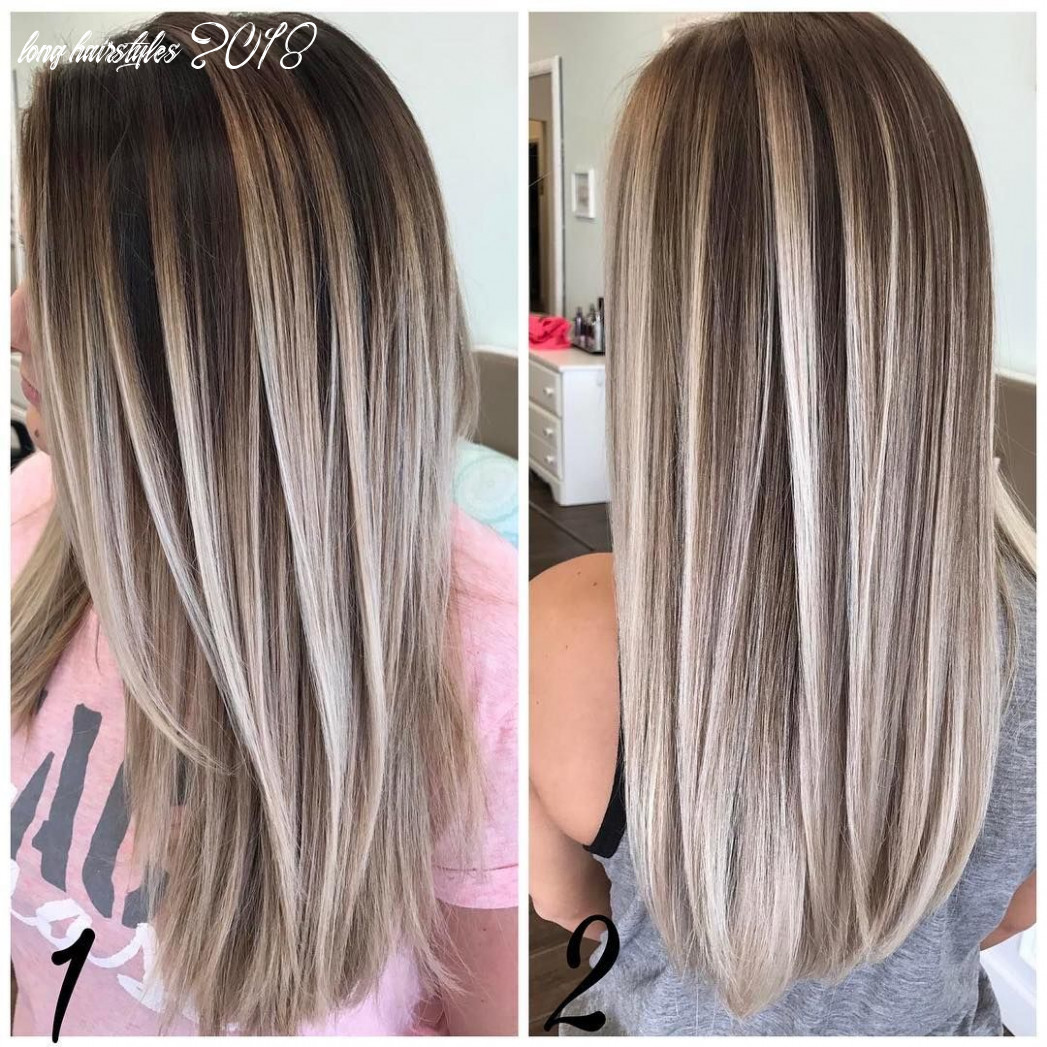 Pin on hair style long hairstyles 2018