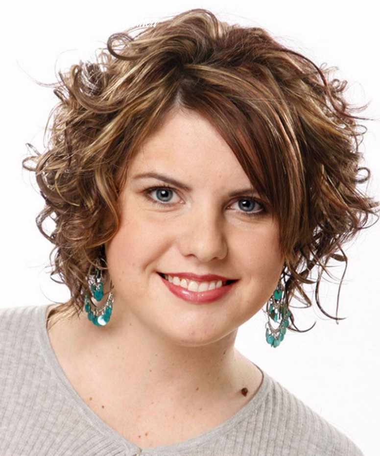 Pin on hair styles and care short haircuts for fat women