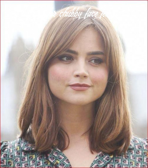 Pin on hair styles best haircut for chubby face female