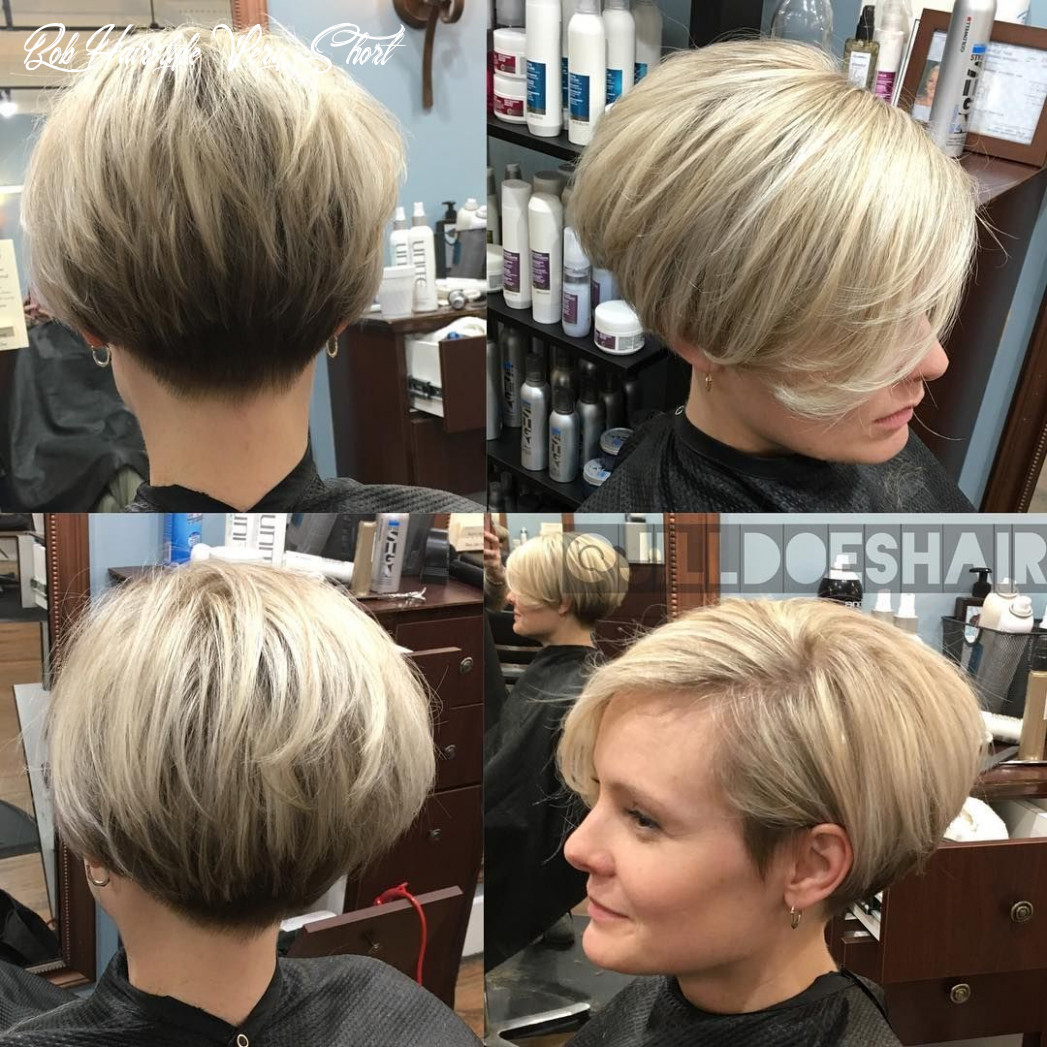Pin on hair styles bob hairstyle very short