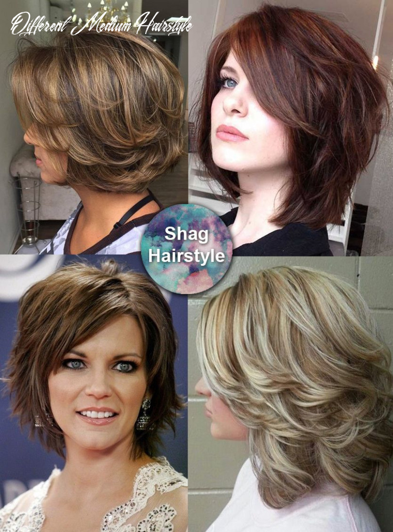 Pin on hair styles different medium hairstyle